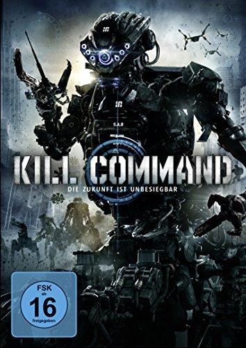 DVD - Kill Command - Die Zukunft ist unbesiegbar