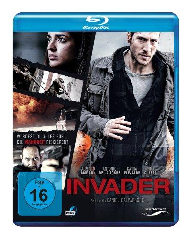 Blu-ray - Invader