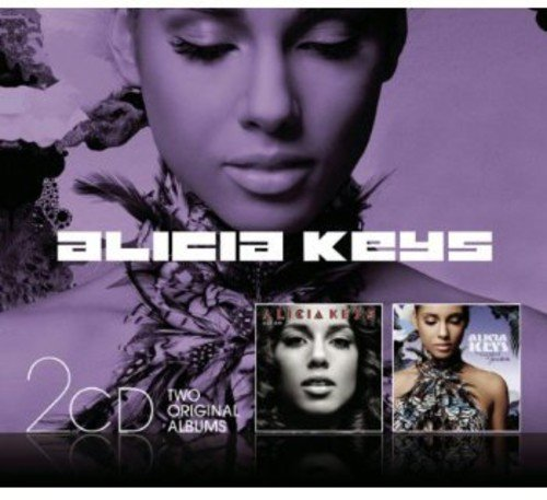 Keys , Alicia - As I am / The Element of Freedom (Two Original Albums)