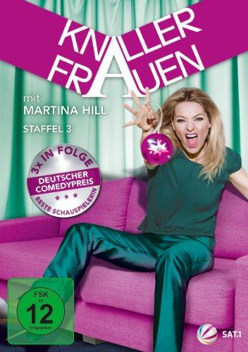 DVD - Knallerfrauen - Staffel 3