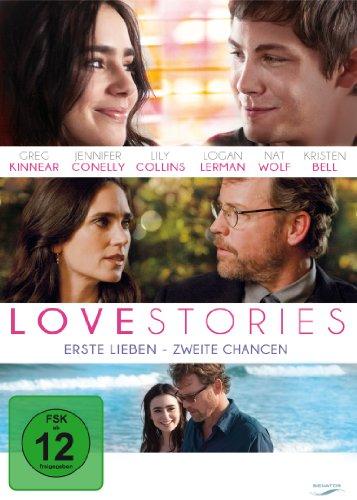 DVD - Love Stories: Erste Lieben - Zweite Chancen