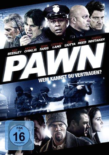 DVD - Pawn - Wem kannst du vertrauen?