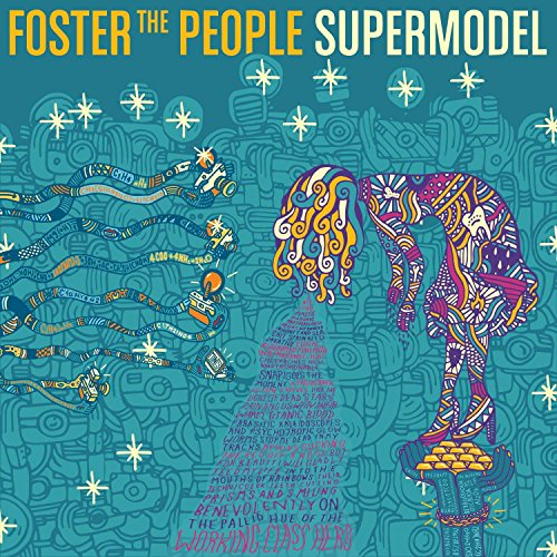 Foster The People - Supermodel (Vinyl)