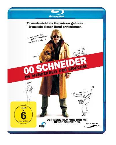 Blu-ray - 00 Schneider - Im Wendekreis der Eidechse