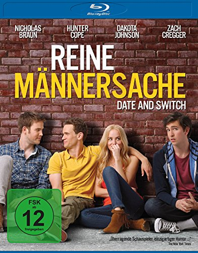 - Reine Männersache - Date and Switch [Blu-ray]