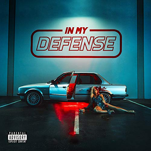 Azalea , Iggy - In My Defence (Limited Edition) (Clear With Red Splatter) (Vinyl)