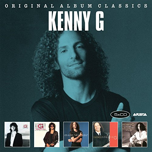Kenny G - Original Album Classics (Duotones / Silhouette / The Moment / Classics in the Key of G / I'm in the mood for love)