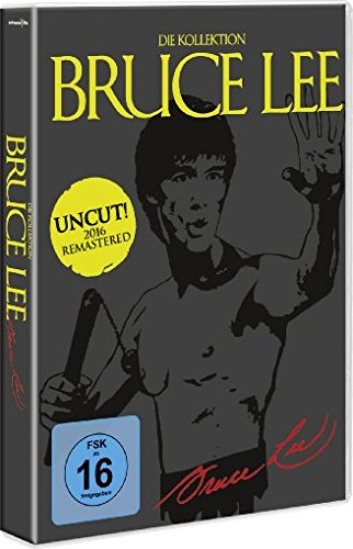DVD - Bruce Lee - Die Kollektion (Uncut!) (2016 Remastered)
