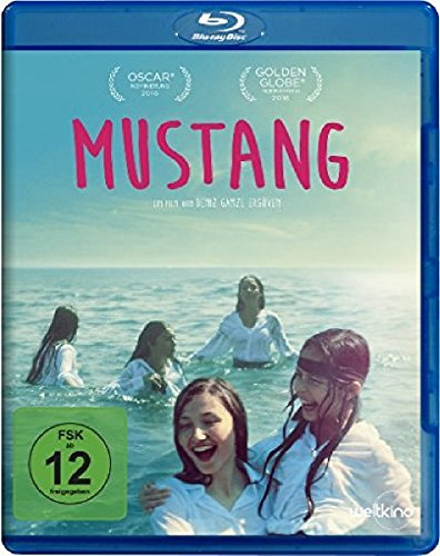 Blu-ray - Mustang
