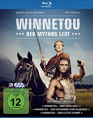 Blu-ray - Winnetou - Der Mythos lebt