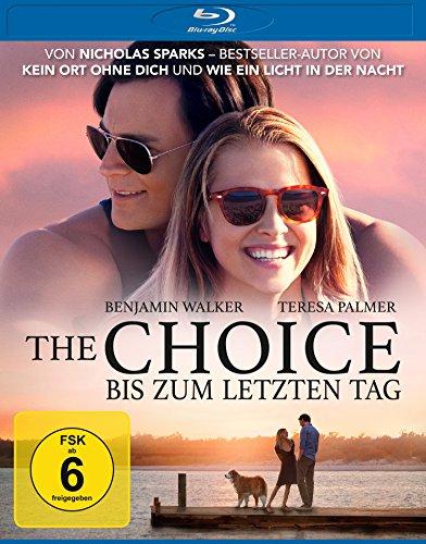 Blu-ray - The Choice - Bis zum letzten Tag