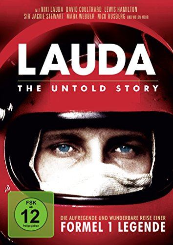 DVD - Lauda: The Untold Story