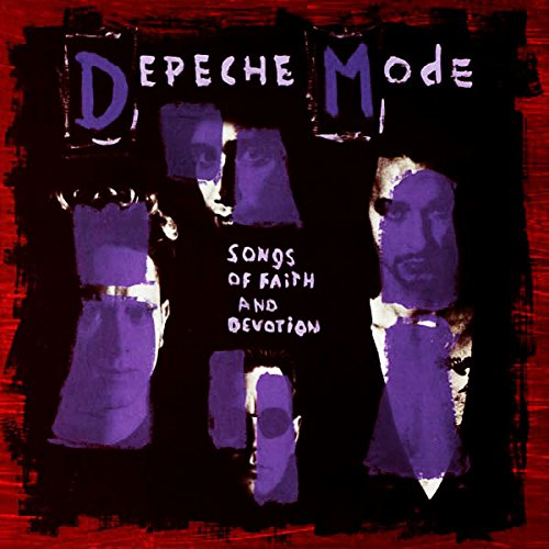 Depeche Mode - Songs Of Faith and Devotion [Vinyl LP]