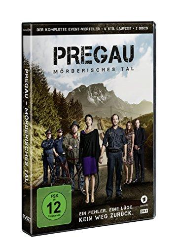 DVD - Pregau - Mörderisches Tal [2 DVDs]