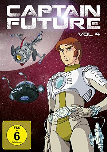 DVD - Captain Future - Vol. 4 [2 DVDs]