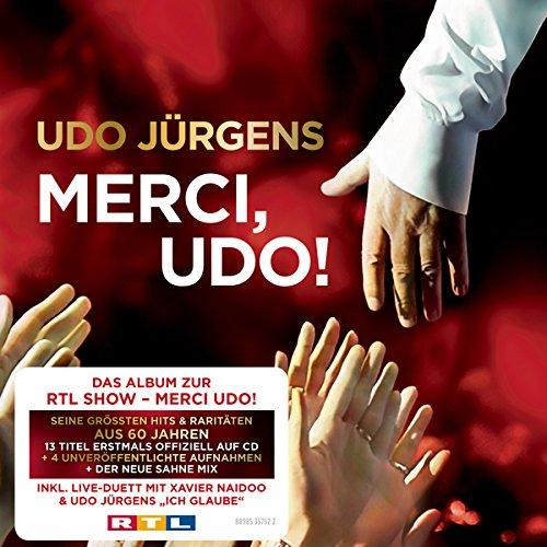 Jürgens , Udo - Merci, Udo! (Das neue Album)