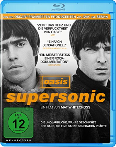 Blu-ray - Oasis: Supersonic