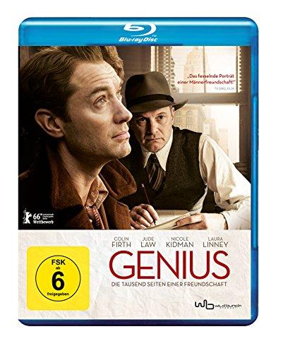 Blu-ray - Genius - Die Tausend Seiten einer Freundschaft