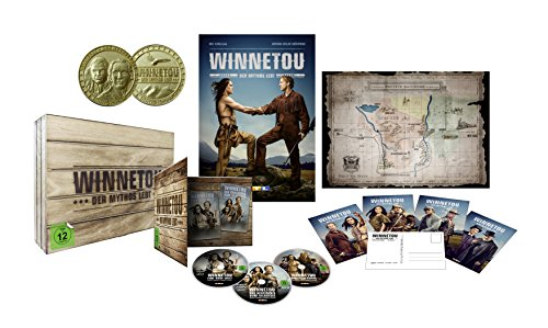 Blu-ray - Winnetou - Der Mythos lebt (Limited Blu-ray Western-Deluxe-Edition)