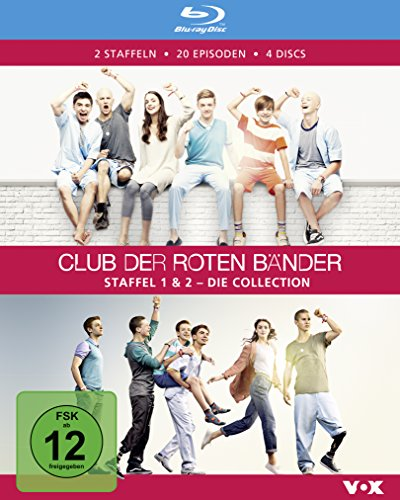 Blu-ray - Club der roten Bänder - Staffel 1   2 (Die Collection)