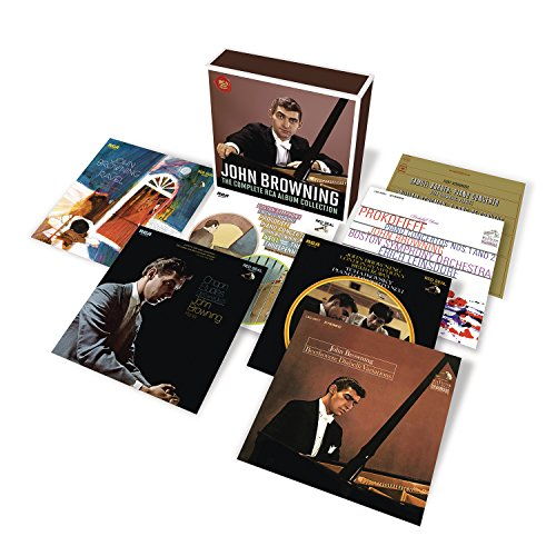 John Browning - John Browning-The Complete RCA Album Collection