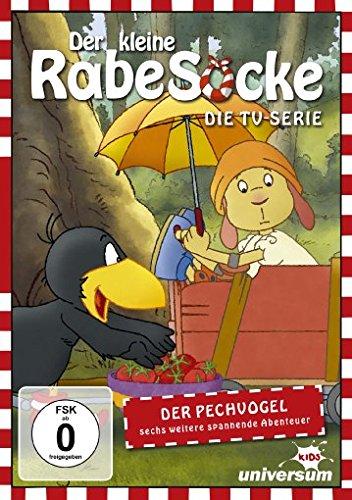 DVD - Der kleine Rabe Socke - Die TV-Serie 7: Der pechvogel und 6 weitere spannende Abenteuer