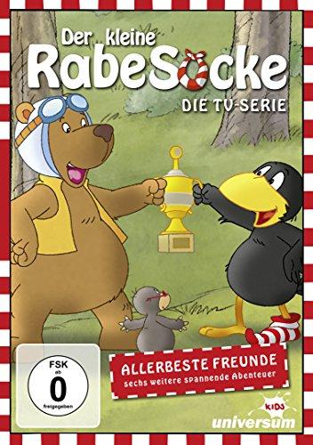 DVD - Der kleine Rabe Socke - Die TV-Serie 9 - Allerbeste Freunde