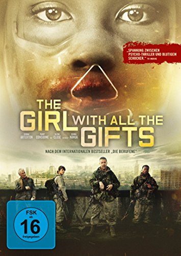 DVD - The Girl with All the Gifts