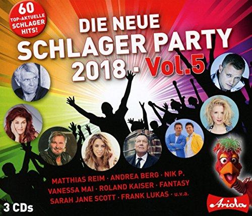 Sampler - Die Neue Schlager Party 2018