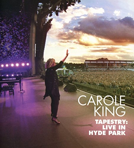 King , Carole - Tapestry - Live in Hyde Park (CD   Blu-ray)