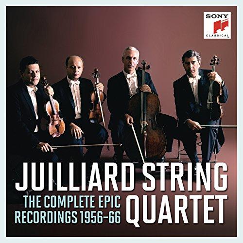 Juilliard String Quartet - Juilliard String Quartet - Complete Epic Recordings