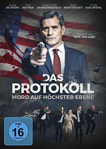 DVD - Das Protokoll - Mord auf höchster Ebene