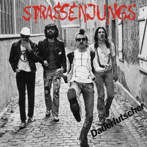 Strassenjungs - Dauerlutscher (Vinyl)