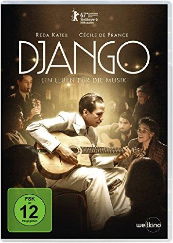 DVD - Django - Ein Leben für die Musik