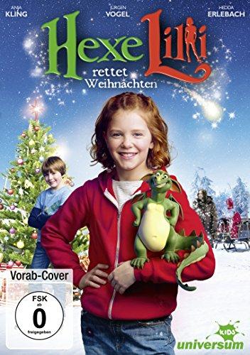 DVD - Hexe Lilli rettet Weihnachten