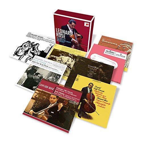 Leonard Rose - Leonard Rose-Complete Concerto and Sonata Recs.
