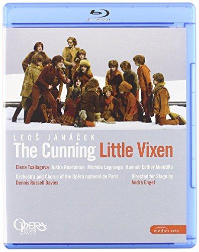 Janacek , Leos - The Cunning Little Vixen (Davies, Tsallagova, Rasilainen, Lagrange, Minutillo)