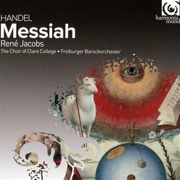 Handel , George Frideric - Messiah (Rene Jacobs)