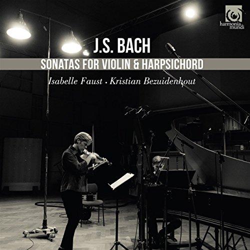 - Bach: Sonaten für Violine und Cembalo (BWV 1014-1019)