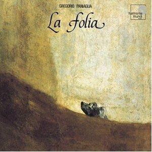 Paniagua , Gregorio - La Folia