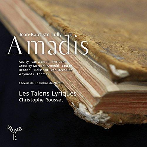 Choeur de Chambre de Namur - Amadis