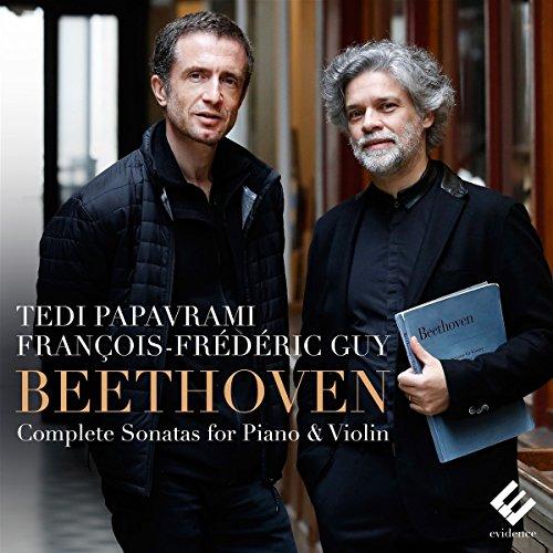 Beethoven , Ludwig van - Complete Sonatas For Piano & Violin (Papavrami, Guy)