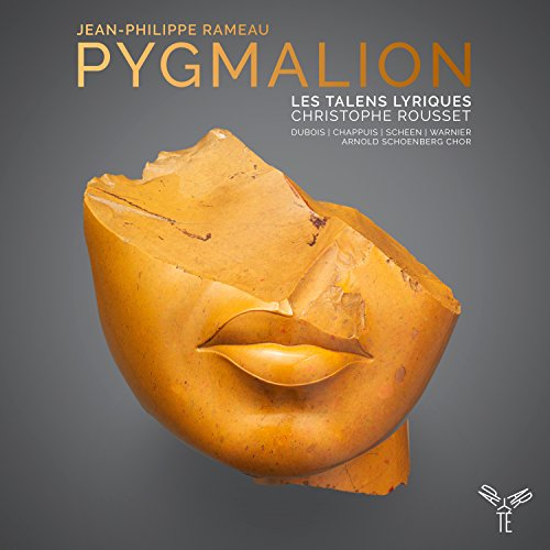 Rameau , Jean-Philippe - Pygmalion (Rousset, Dubois, Chappuis, Scheen, Warnier)