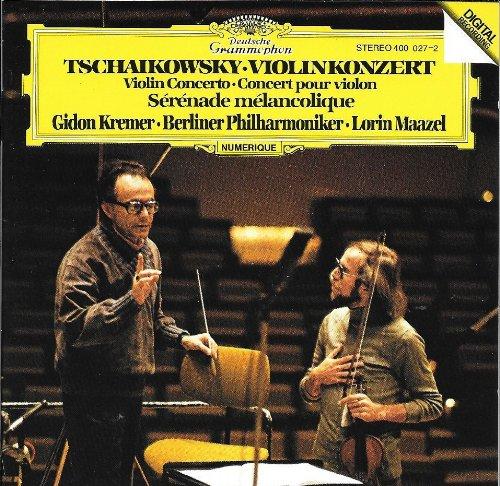 Tchaikovsky , Peter - Violinkonzert (Kremer, Maazel, BP)