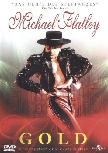 DVD - Michael Flatley: Gold