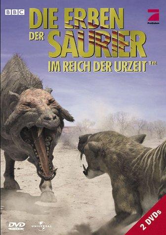 DVD - Die Erben der Saurier - Im Reich der Urzeit