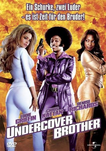DVD - Undercover Brother