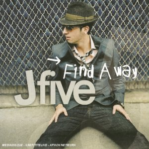 J-Five - Find Away (Maxi)