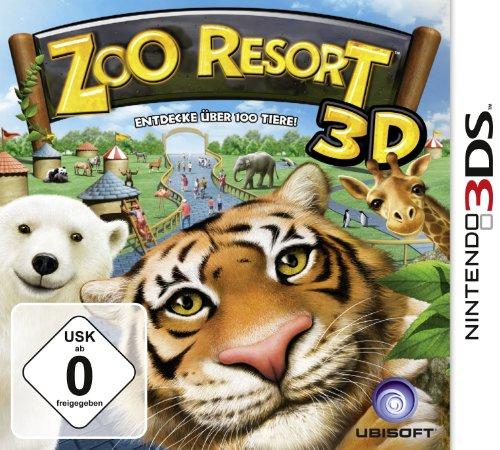 Nintendo 3DS - Zoo Resort 3D