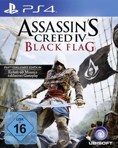 Playstation 4 - Assassin's Creed IV: Black Flag (Exklusive PS4 Bonus-Edition)